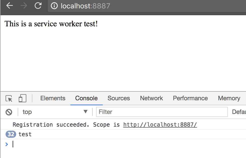 5秒打印console.log('test')