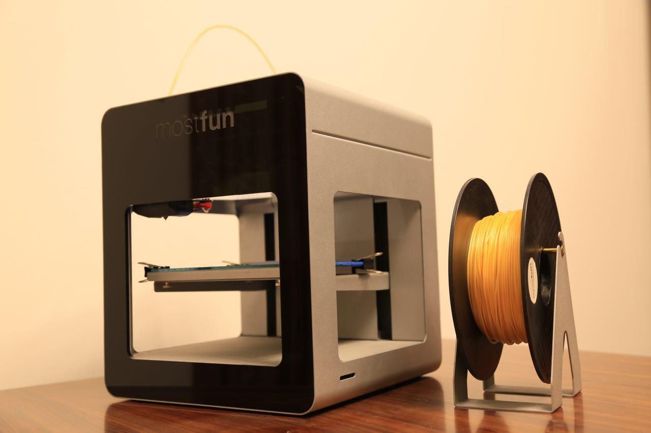 01 3D 打印机外观