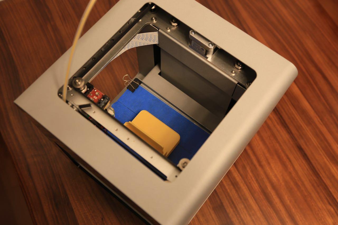 04 3D 打印机俯视
