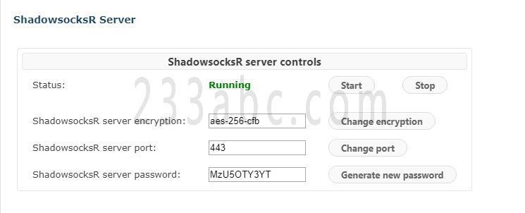 ShadowsocksR