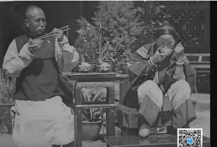 清朝人生活什么样?看1902年中国最早的纪录片