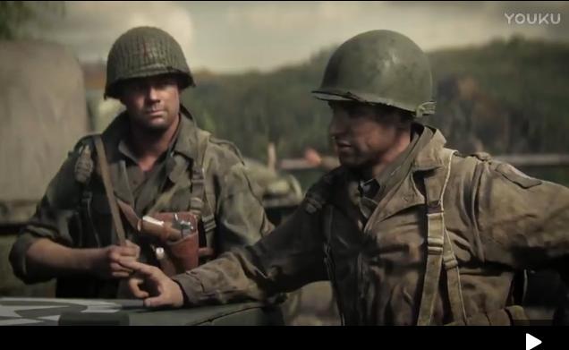 《使命召唤:二战》战役剧情预告视频发布 买买买