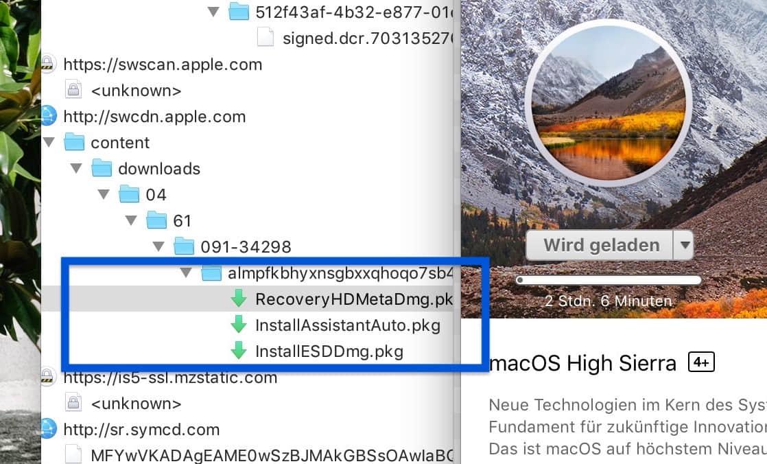 macOS High Sierra 无法正常安装的参考解决办法,另附其他一些相关注意事项插图(2)