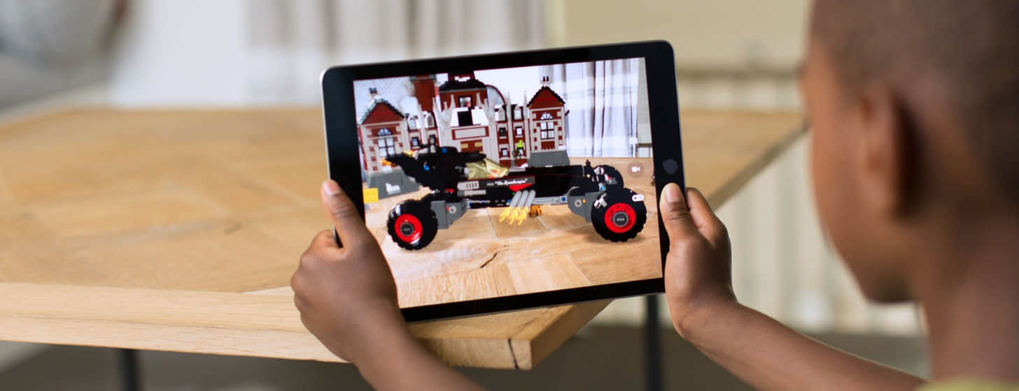 这十款 iOS 11 应用带你入门 AR 增强现实技术