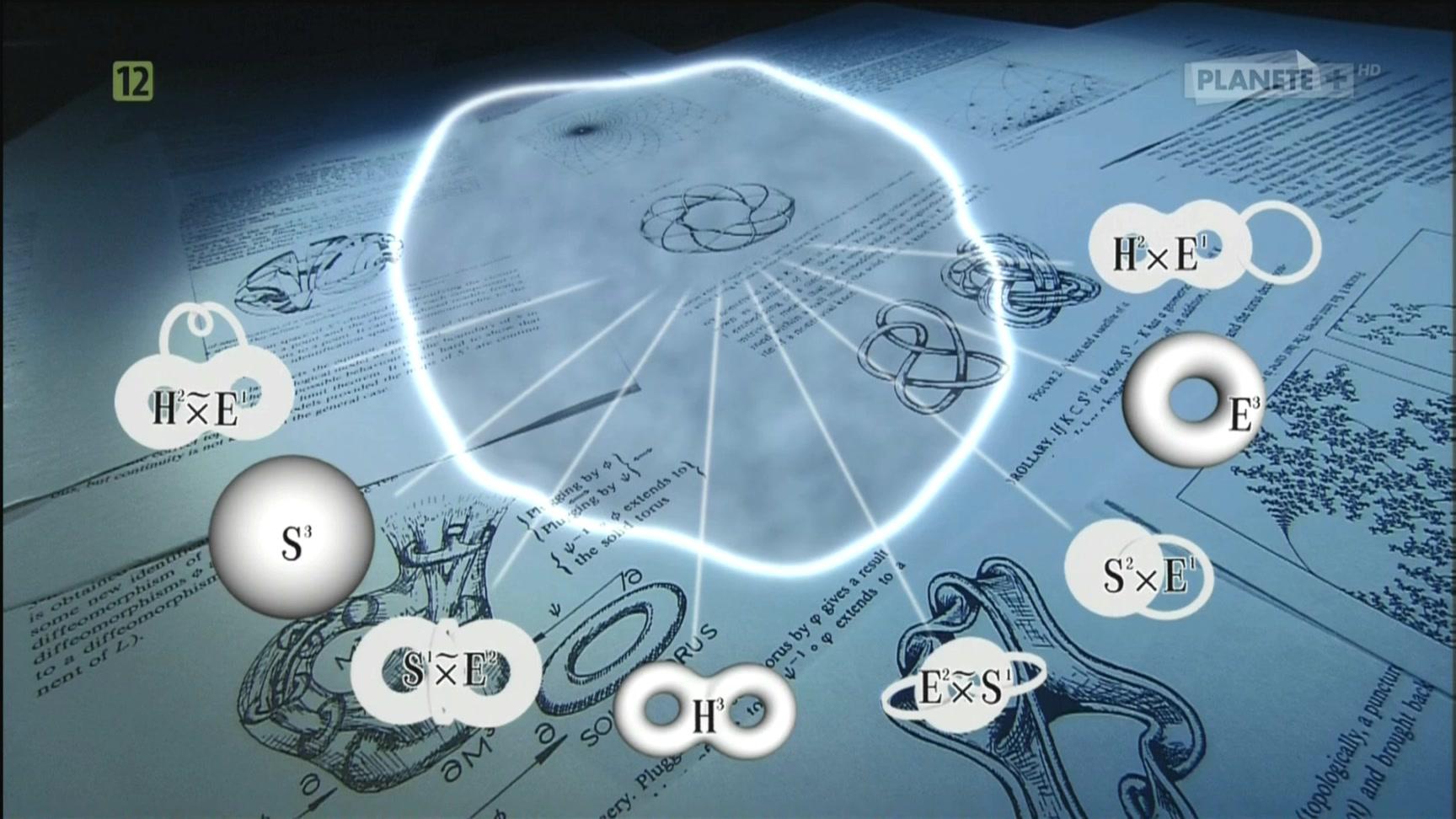 纪录片部落-纪录片从业者门户:追寻宇宙的形状:庞加莱猜想/1080I高清/英语中字