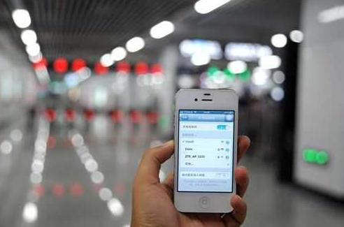 哪些城市坐地鐵能免費連wifi