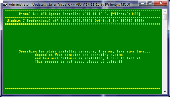 VC++运行库合集下载