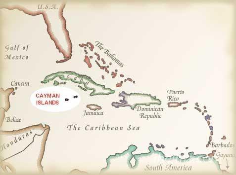为什么牛逼互联网公司都在开曼群岛注册?