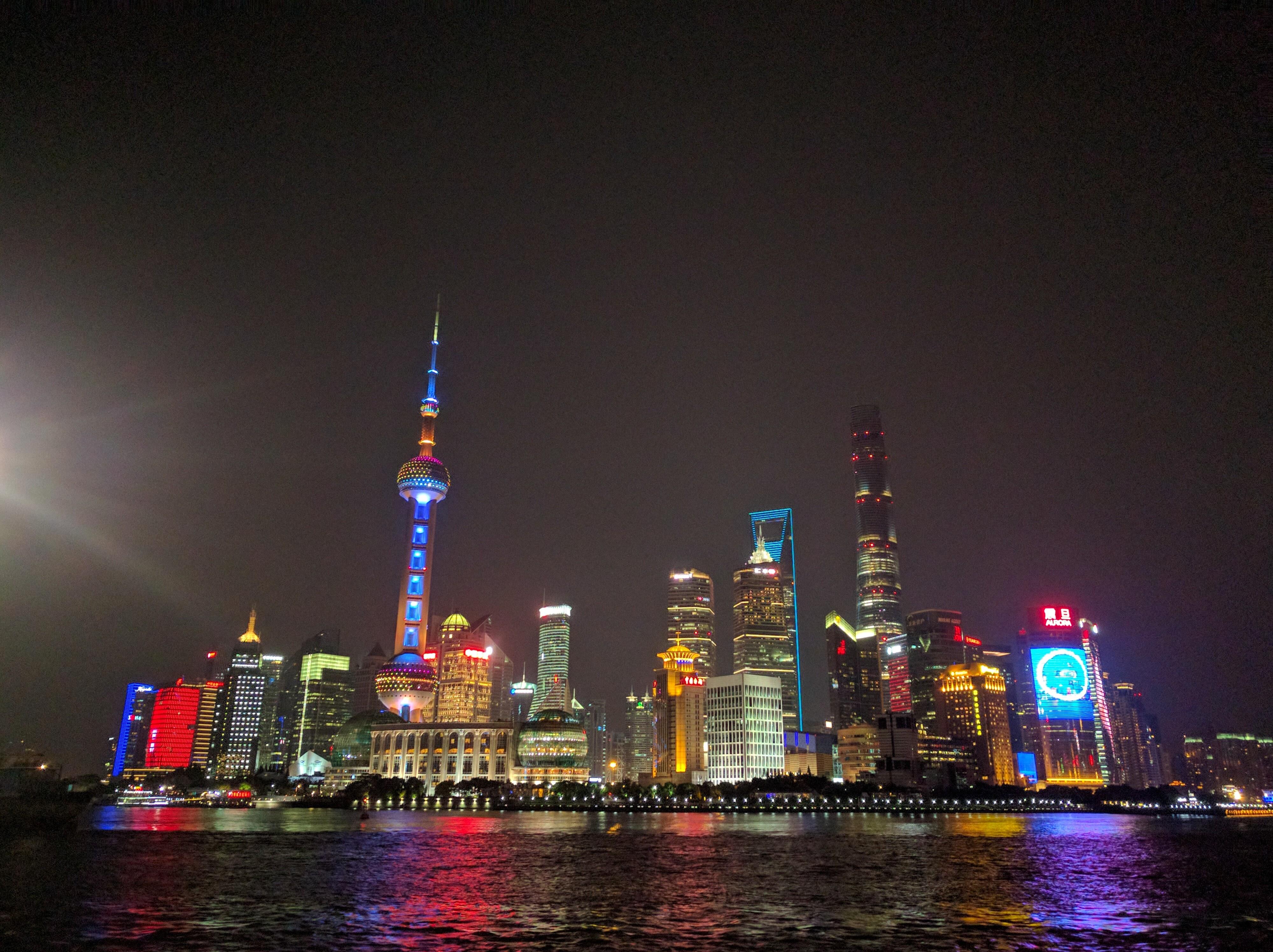 2016 年去上海的照片