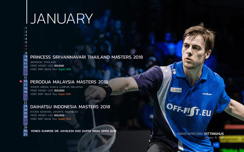 BWF Tournaments Calendar 2018 Players 01 HK Vittinghus-min