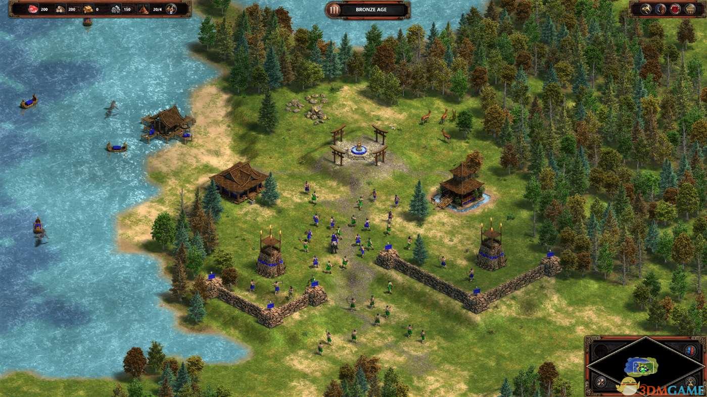 帝国时代:终极版/决定版(Age of Empires: Definitive Edition)CODEX镜像版