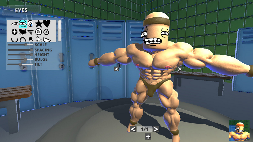 基友大合体3D 英文免安装版