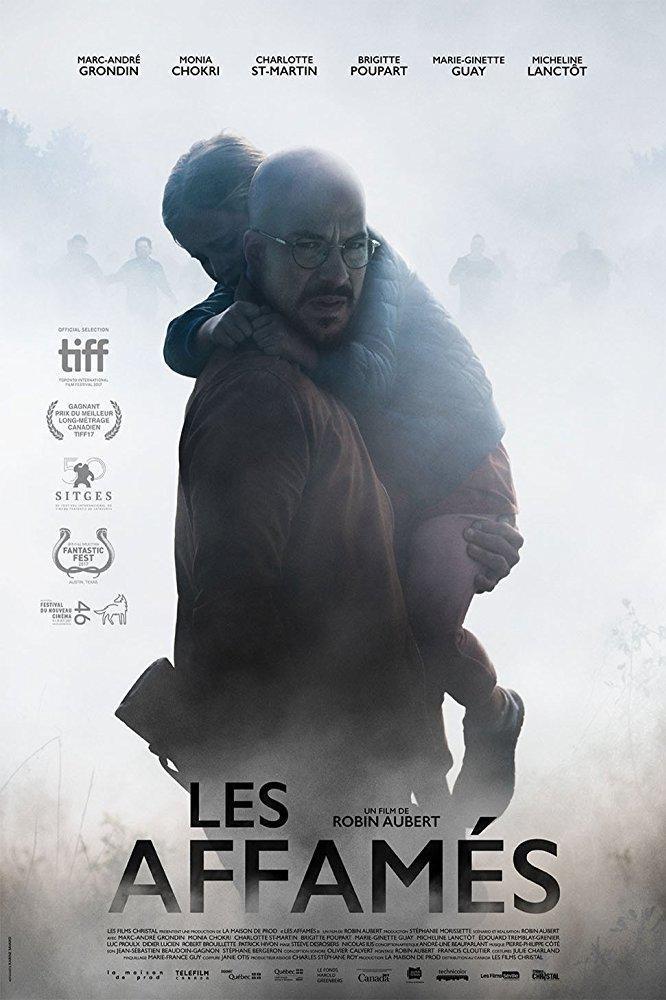 食人之饥电影海报