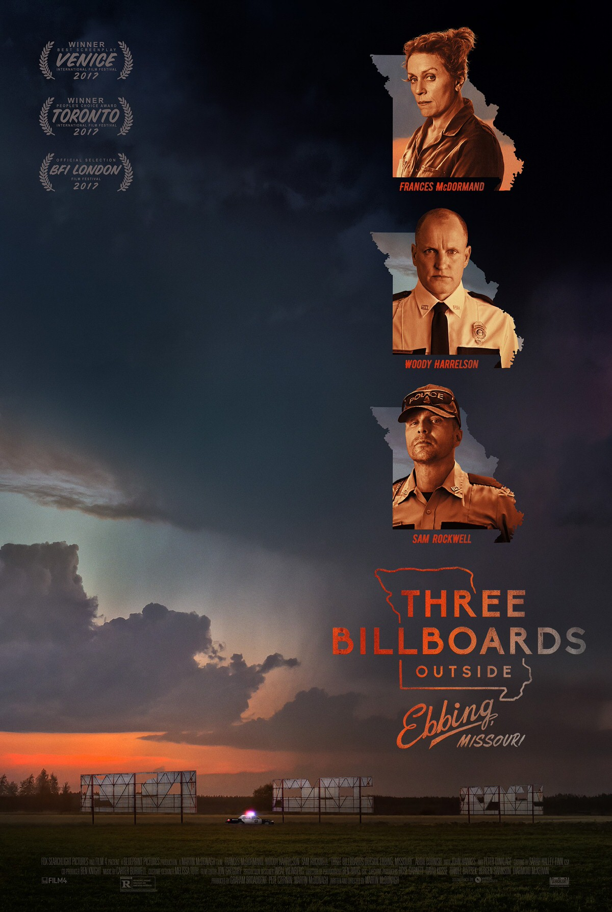 三块广告牌 Three Billboards Outside Ebbing, Missouri