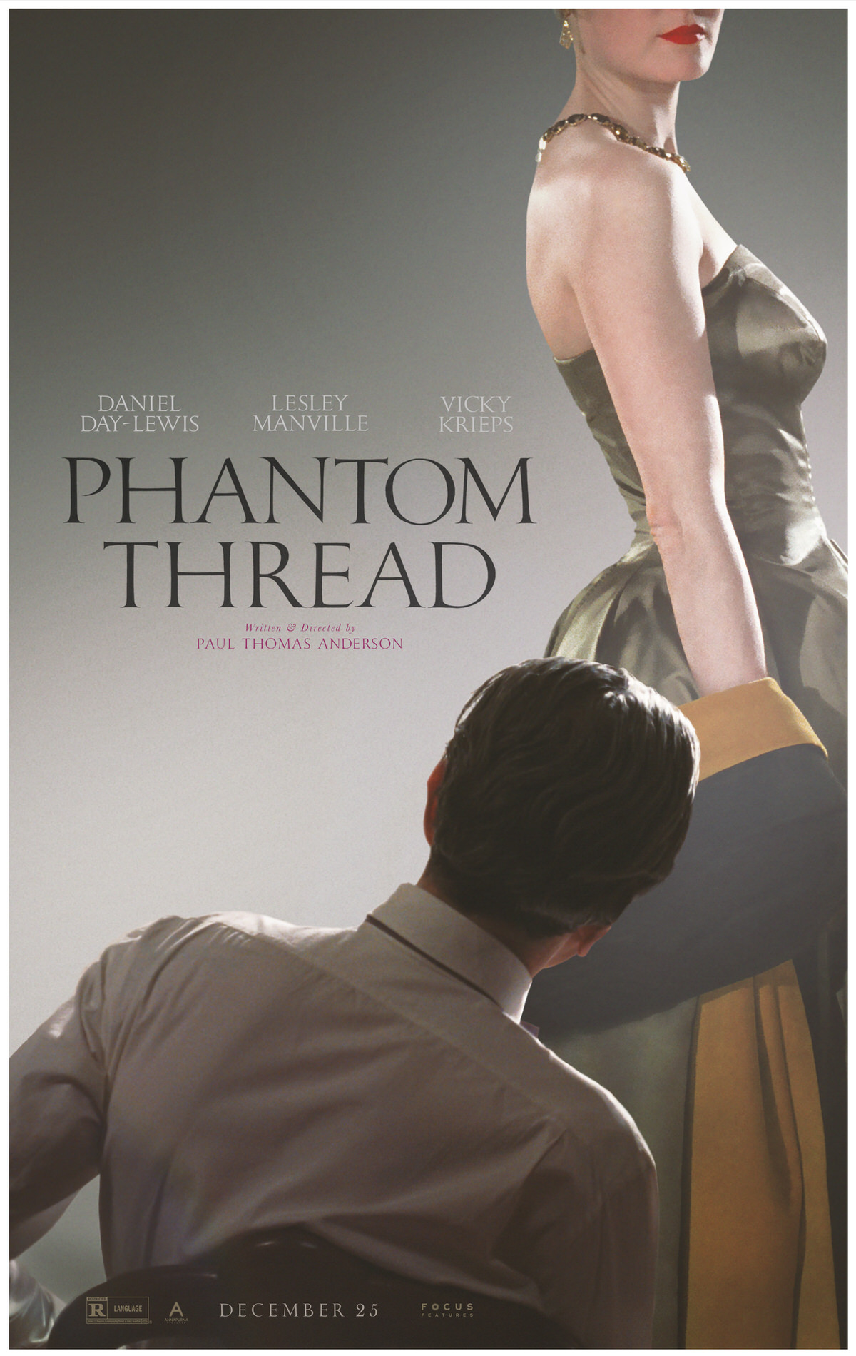 魅影缝匠 Phantom Thread 1