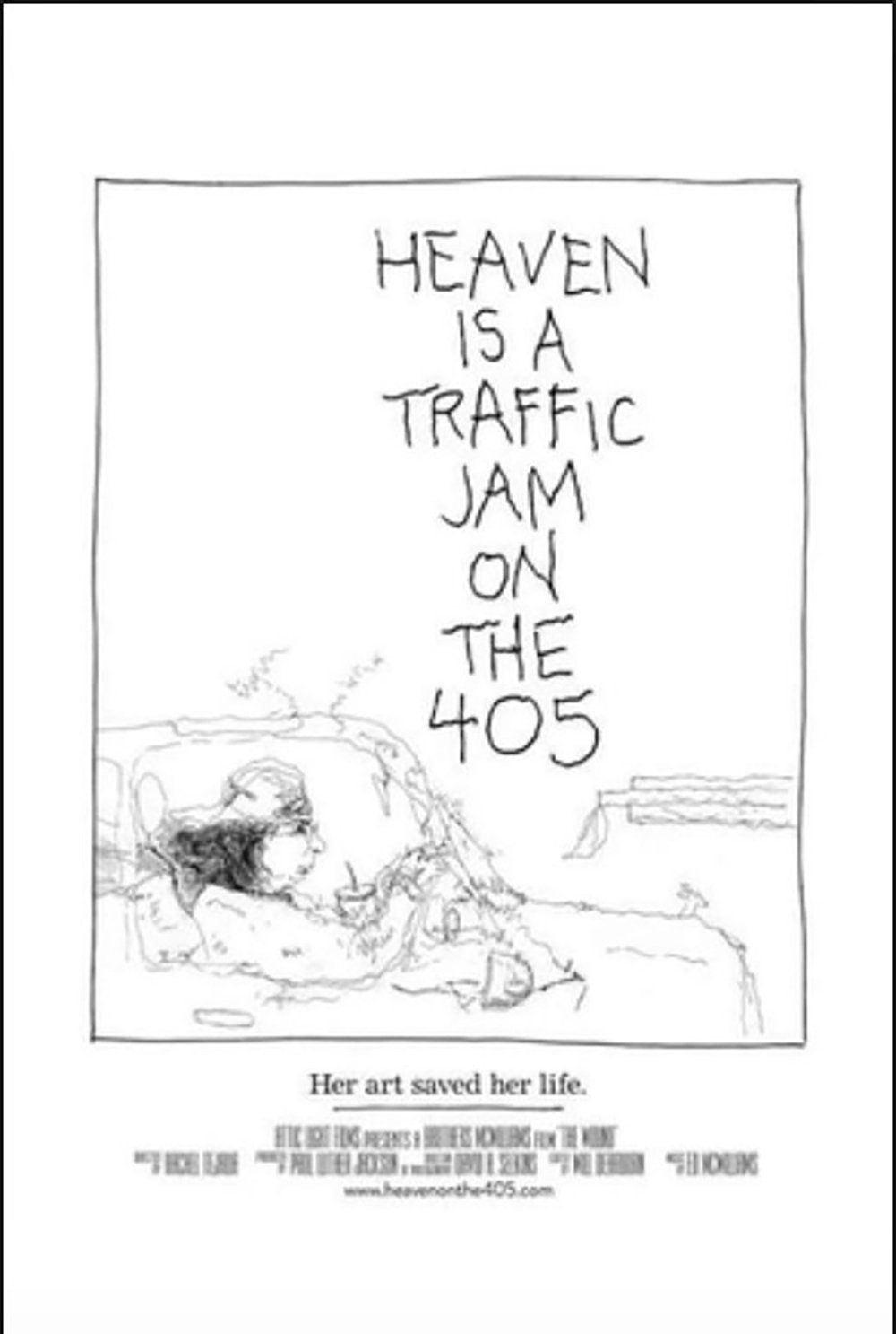 天堂堵塞 Heaven is a Traffic Jam on the 405 1
