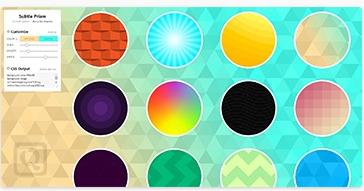 SVG纯代码矢量网页背景-SVG Backgrounds