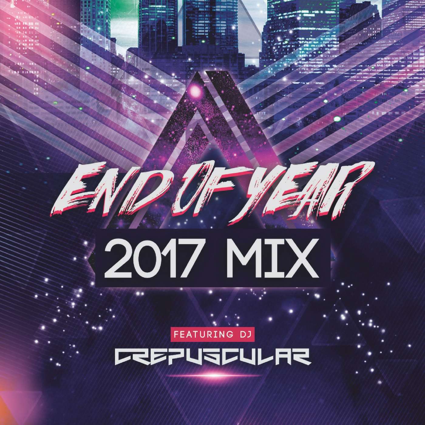 DJ CREPUSCULAR - End of The Year Mix (2017)