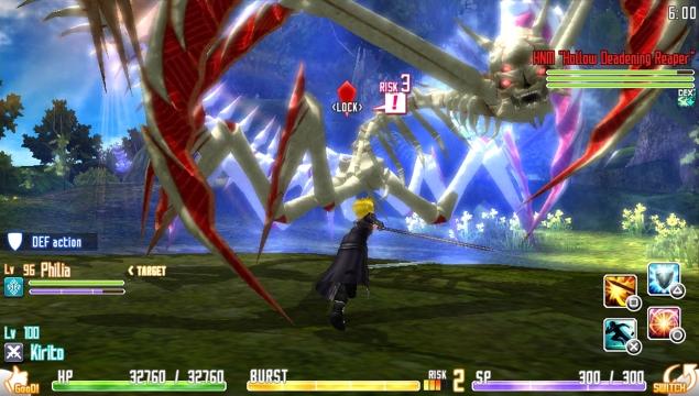 《刀剑神域:虚空断章》中文汉化版
