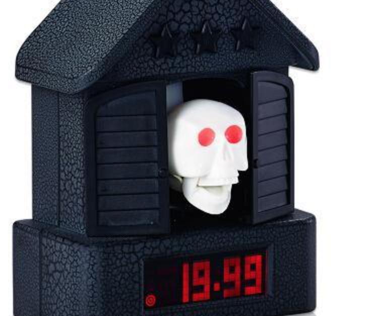 恐怖的闹钟