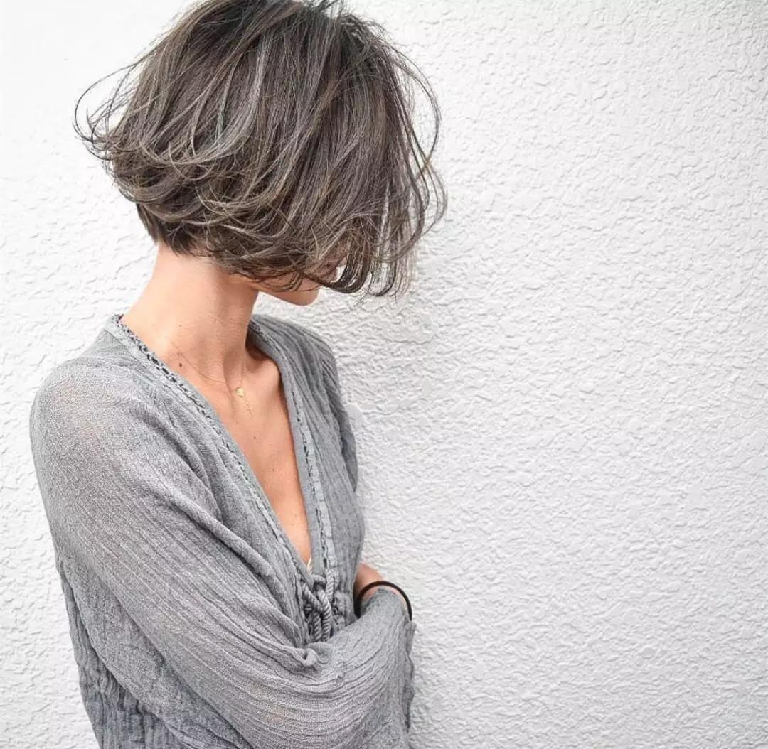内扣发型剪裁技巧-清秋发型
