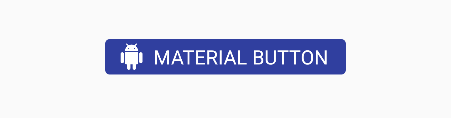 Material Button with app:backgroundTintMode attribute