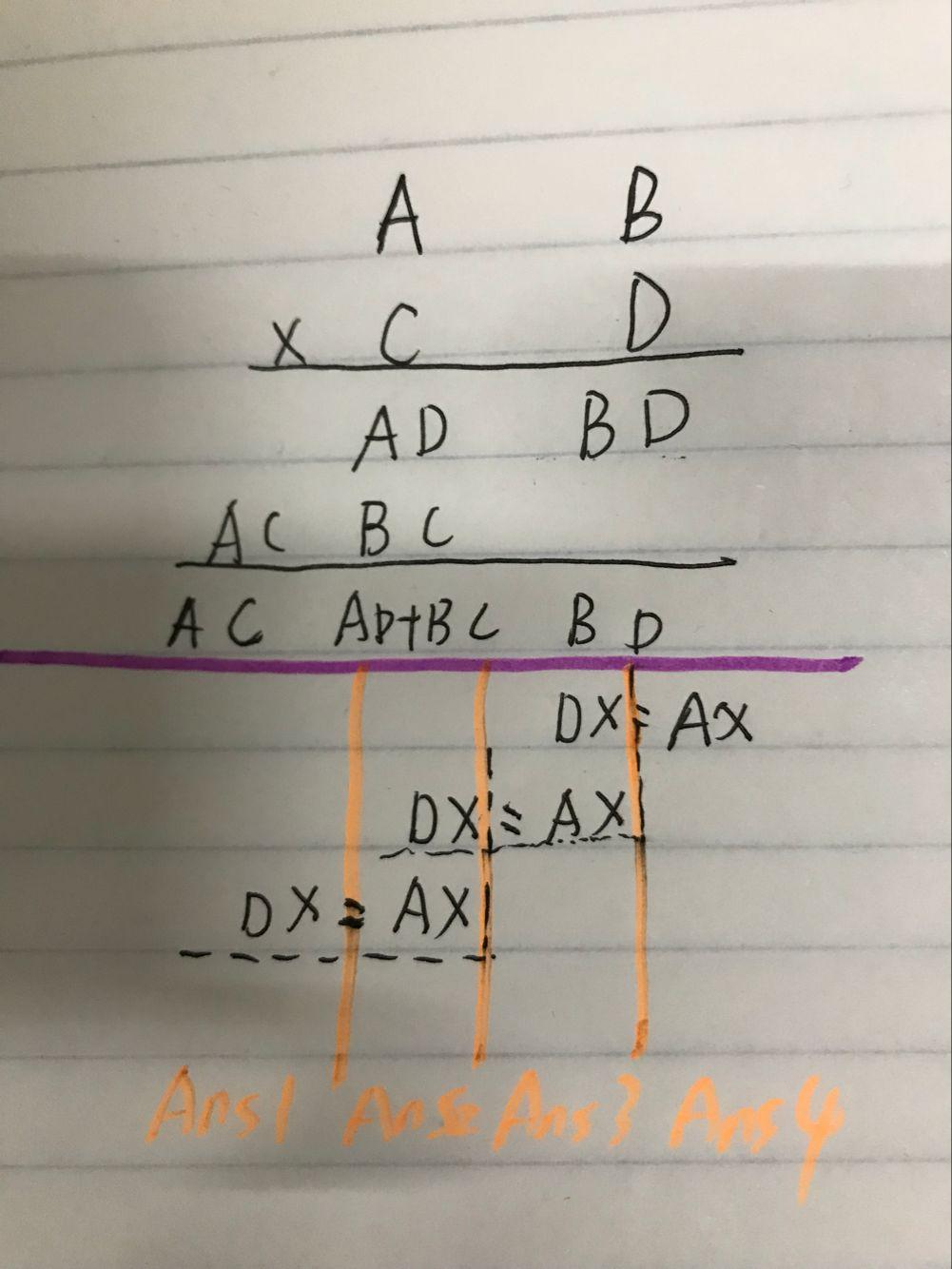 《x86-32位整数乘法》