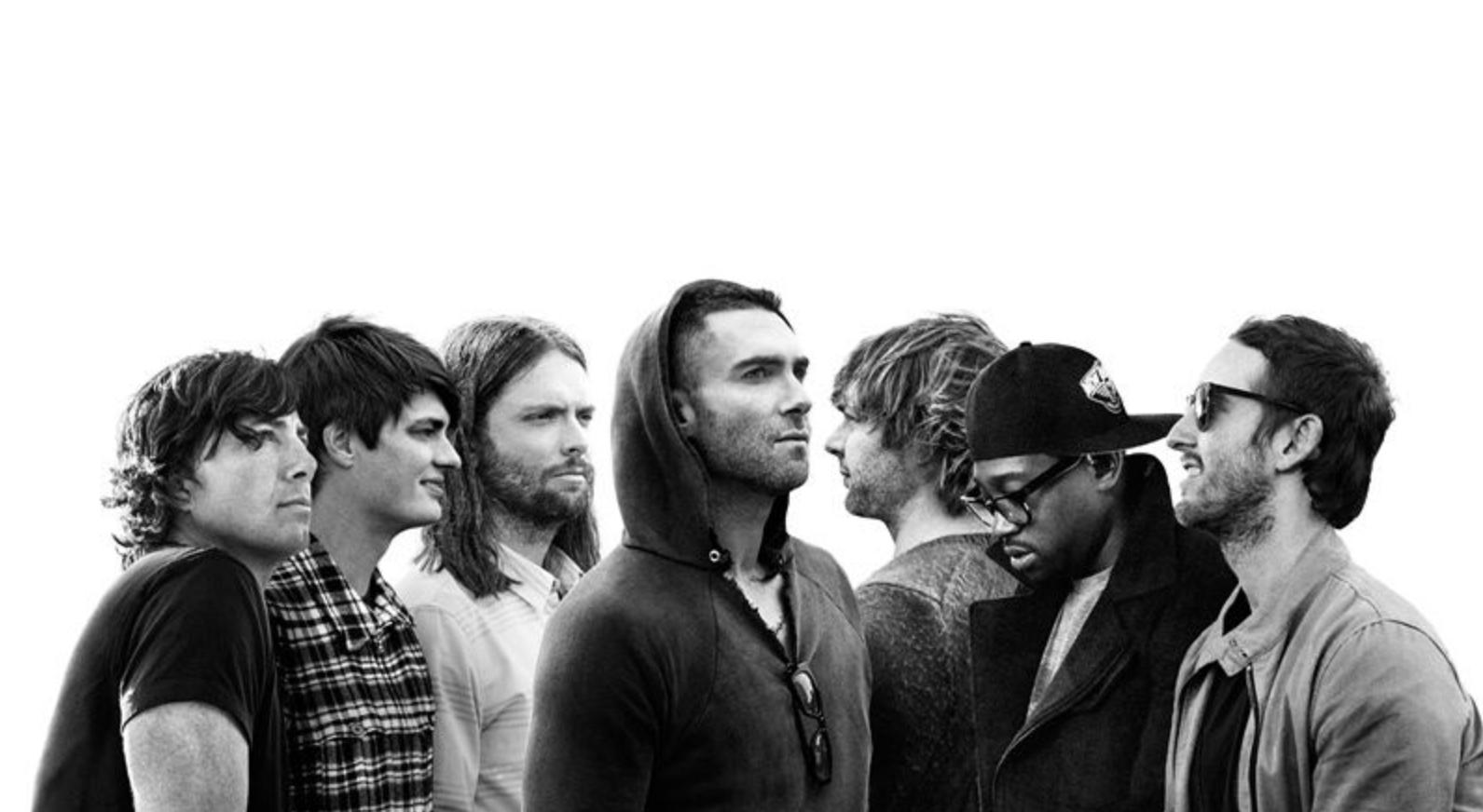 Maroon 5的一些歌