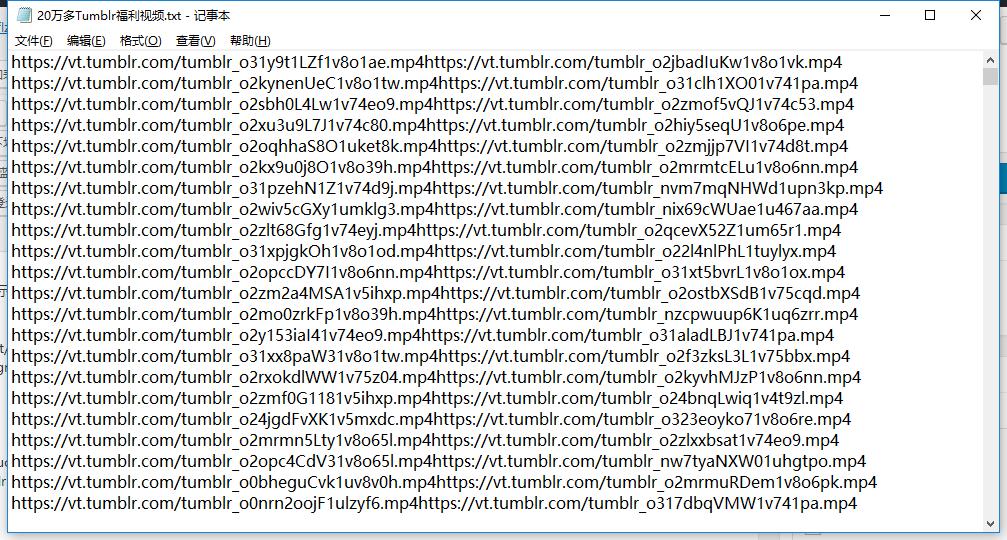 福利司机|给大家分享一些学习资料+1 万 Tumblr 福利 ID+20 万 Tumblr 视频+蓝灯