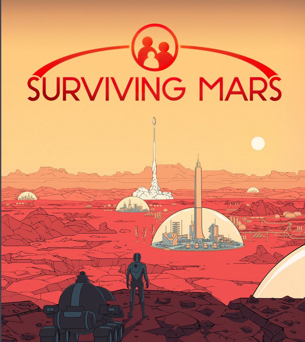 《火星求生》免安装中文汉化版