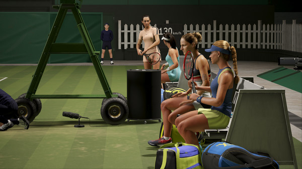 《澳洲国际网球》AO International Tennis