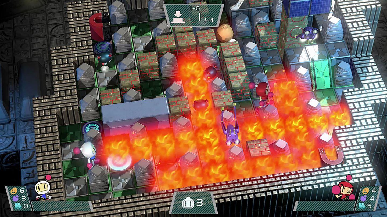《超级炸弹人R》Super Bomberman R中文版