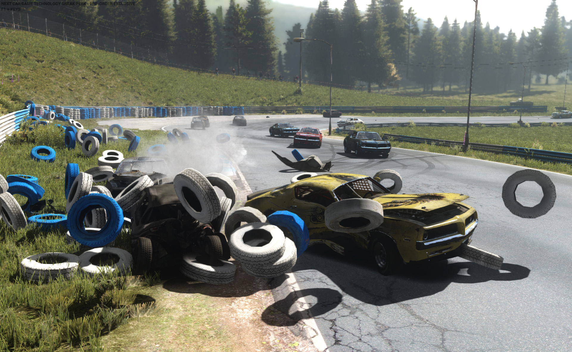 《撞车嘉年华》Next Car Game