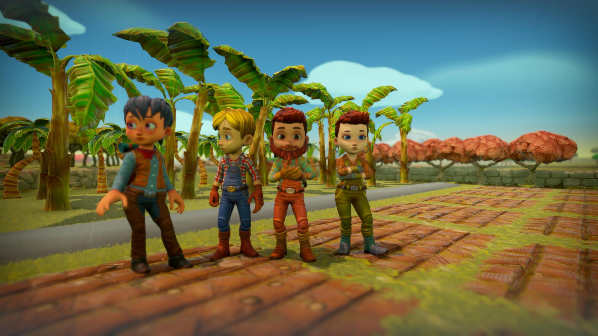 《一起玩农场》Farm Together