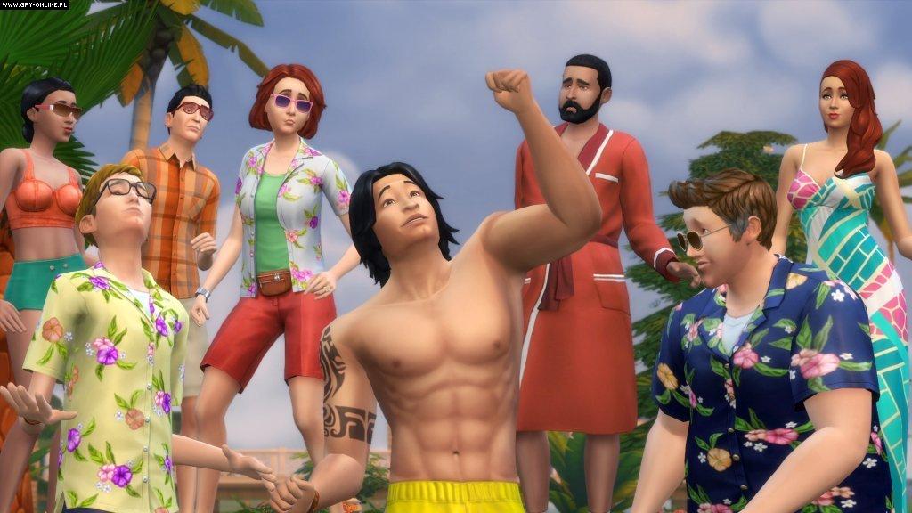 《模拟人生4》The Sims 4含最新春夏秋冬DLC