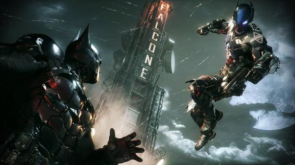 《蝙蝠侠:阿卡姆骑士(Batman™: Arkham Knight)》中文汉化版