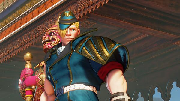 《街头霸王5》v3.050版+全DLC