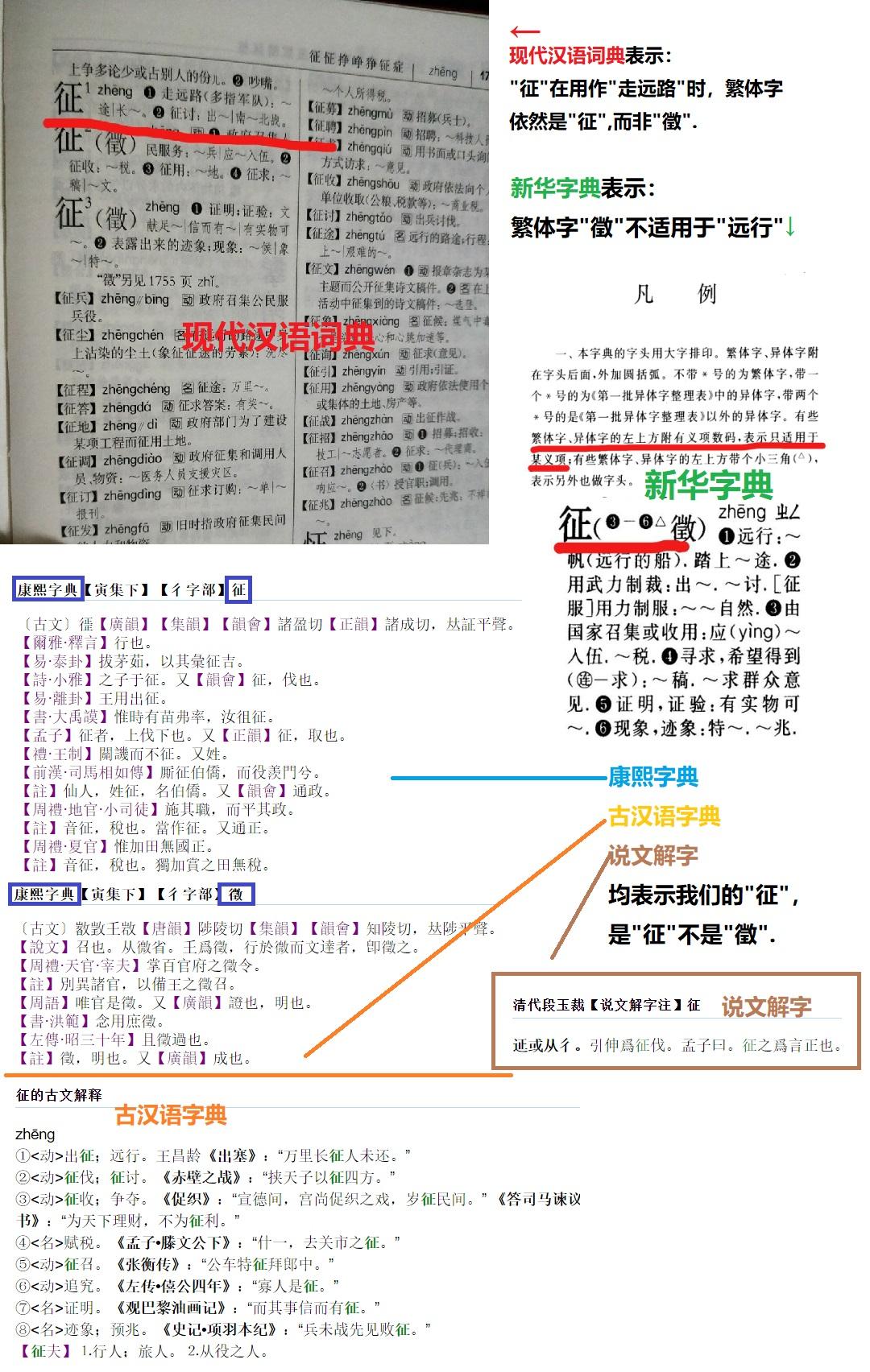 繁体字简化合并了同音字,这真坑苦了那些简单粗暴使用简繁转化器的人, 新华字典 现代汉语词典 康熙字典 古汉语字典 说文解字 等权威字典证明靳东老师又双叒叕错了