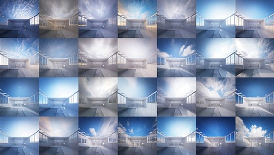 Peter Guthrie 34个天空HDRi贴图