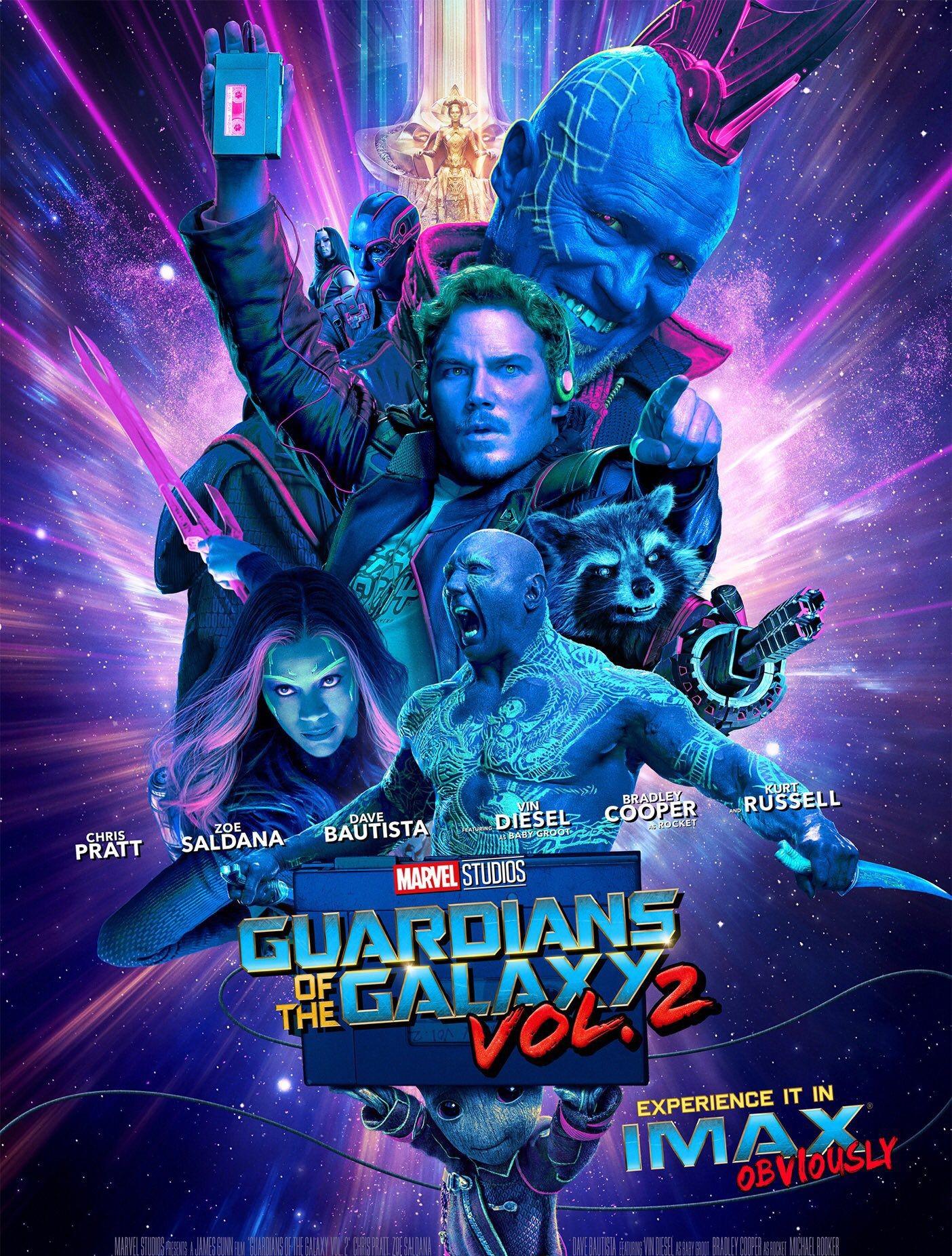 银河护卫队2 Guardians of the Galaxy 2(2017)
