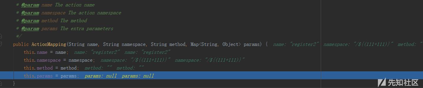 【Struts2-代码执行漏洞分析系列】S2-057