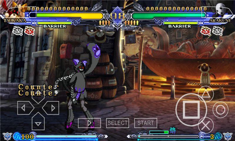 【安卓】苍翼默示录:连锁反应2(PSP移植)(数据包)