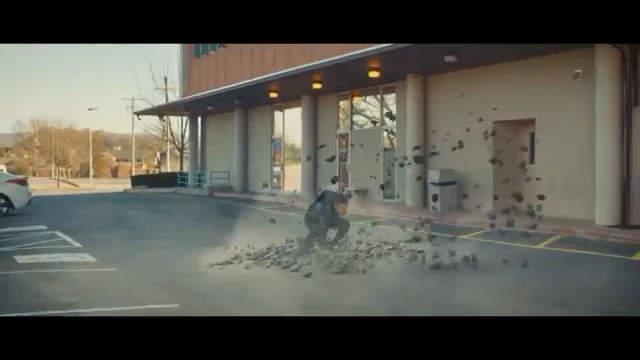 【視頻素材VFX】地面塌陷、碎裂