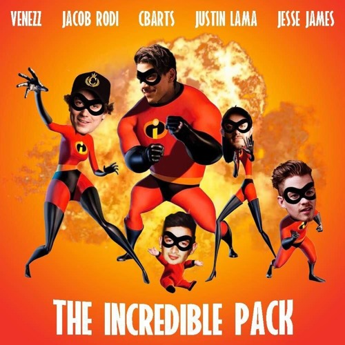 Venezz - THE INCREDIBLE PACK