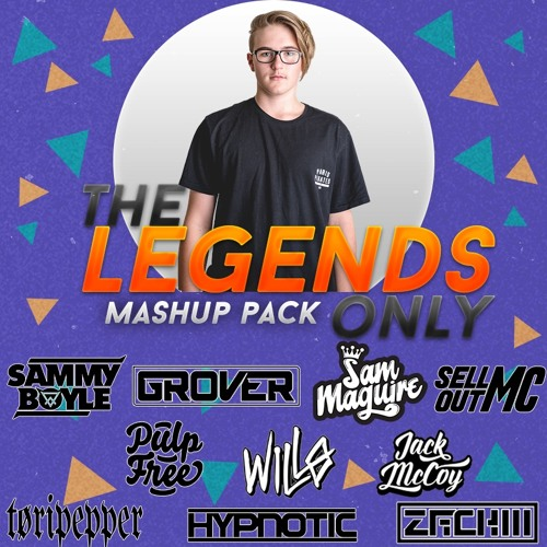 Cody Dunstall's Legends Only Mashup Pack Vol.1