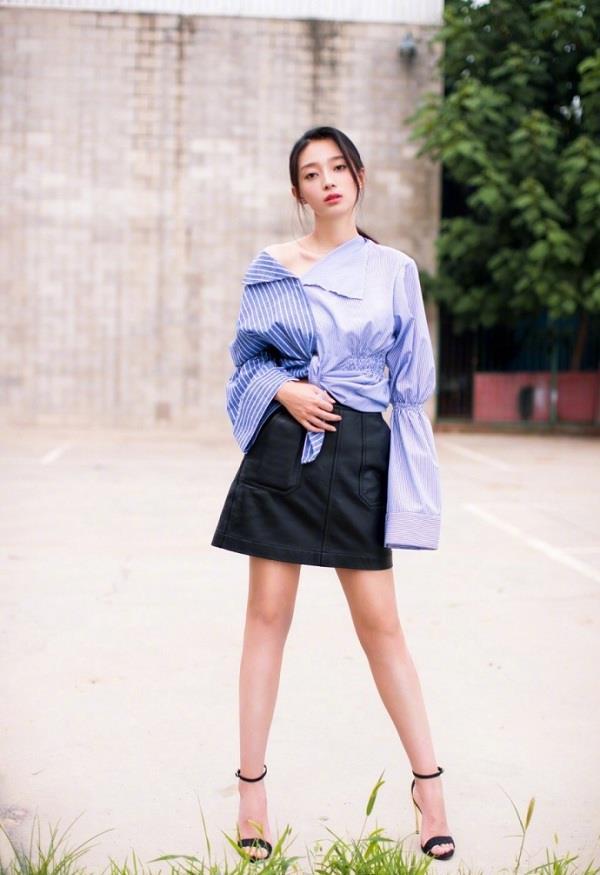 北京電影學院校花王藝諾