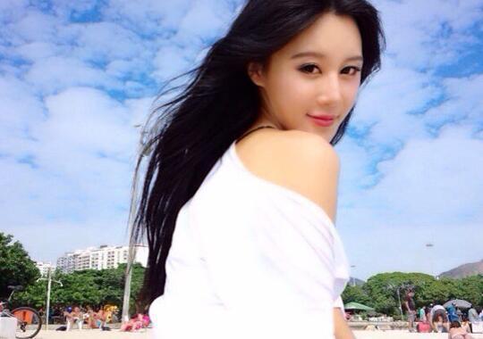 北京师范大学校花樊玲照片