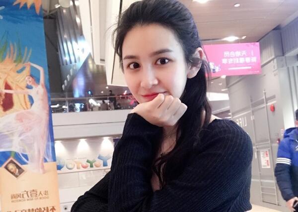 湖北大学校花程熙媛