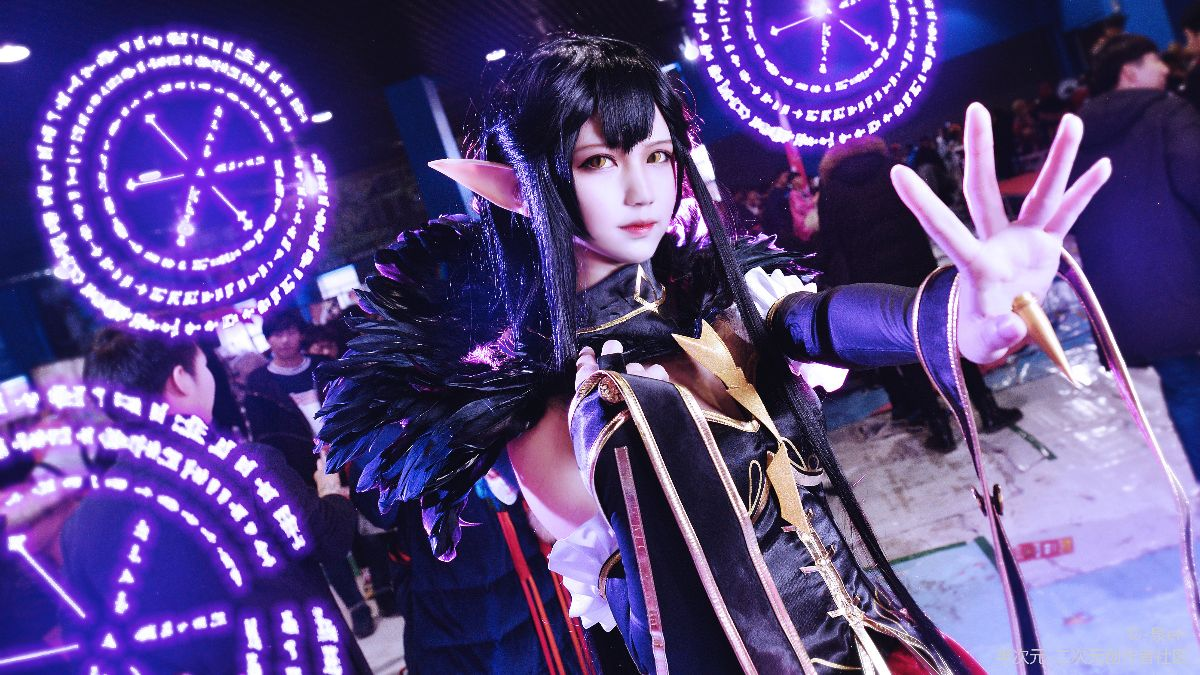 Fate Apocrypha 赛米拉米斯 Cosplay Collection[125p/53m]