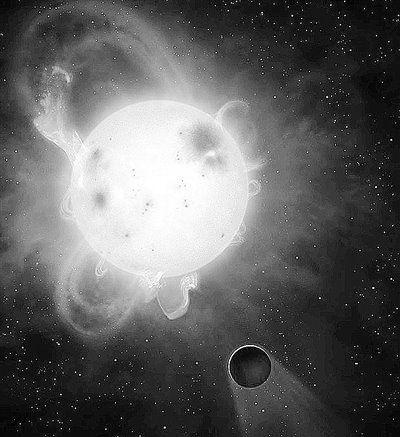 新地球开普勒438b或已遭毒手
